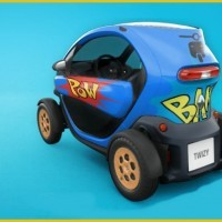 renault twizy a l 39 essai en promenade et en vid o blog automobile. Black Bedroom Furniture Sets. Home Design Ideas