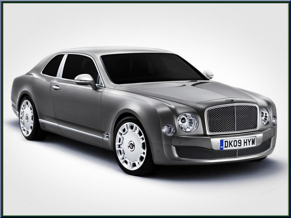 Bentley Mulsanne Coup 233 Pour Succ 233 Der 224 La Turbo R