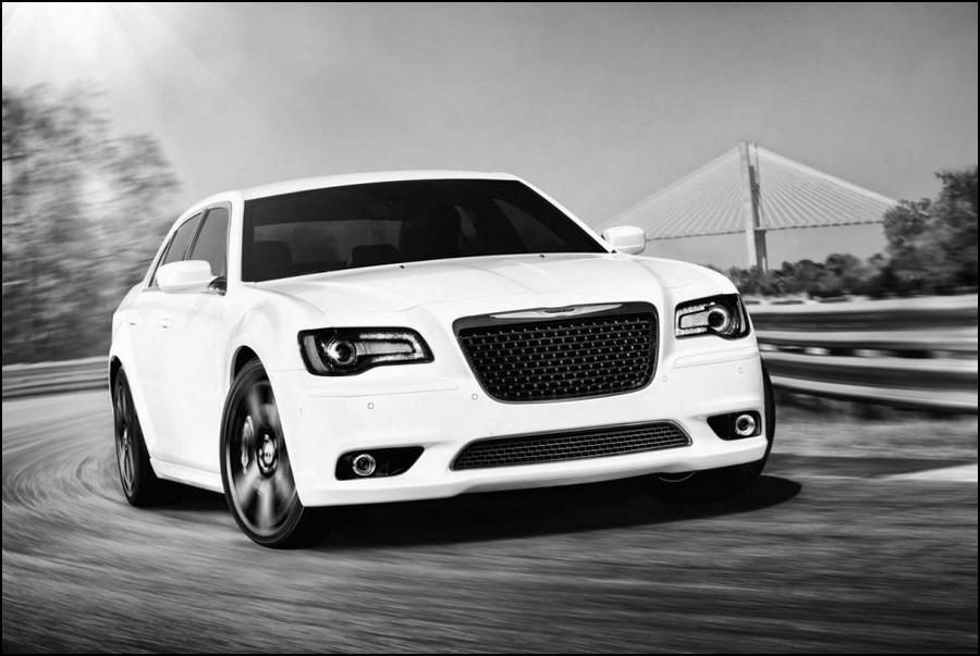 PAPPYDIABLO: Chrysler 300 SRT8 2012