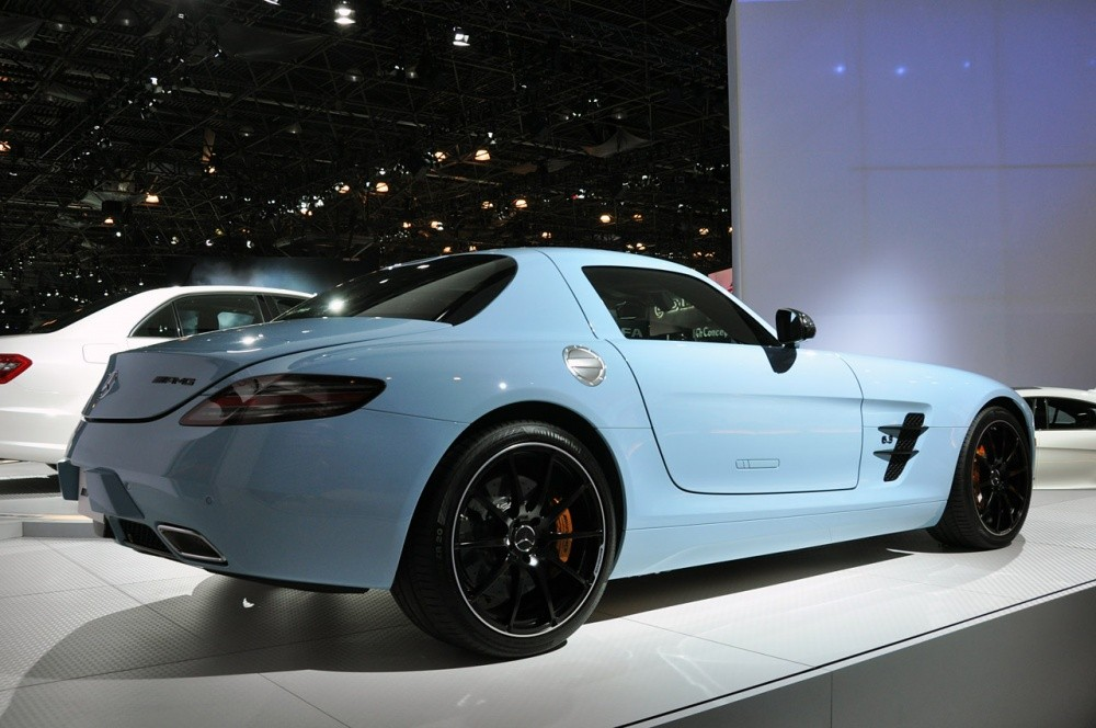 Mercedes Benz La Sls Amg En Livr 233 E Gulf Racing Blog