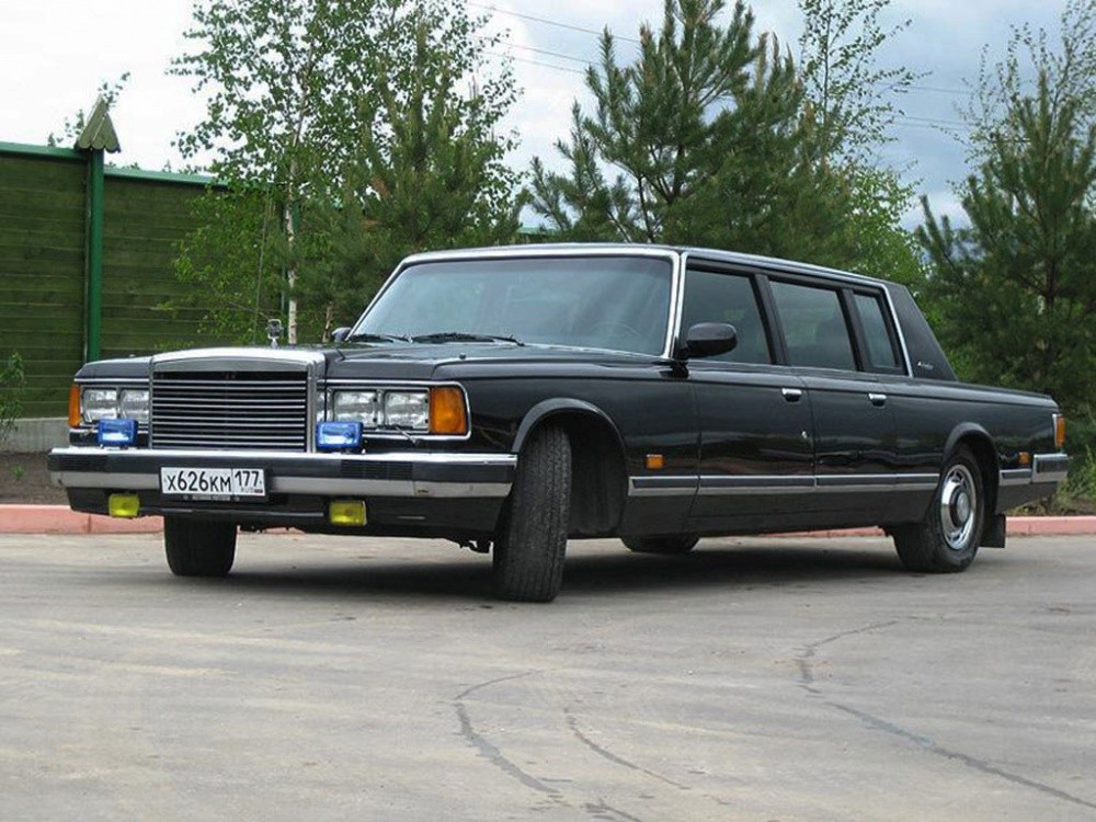 Zil This Is The End Vid 233 O Blog Automobile