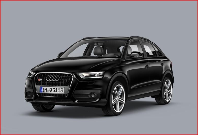 Audi Tt Quattro Sport Audi Q3 : En version sport pour le rentrée 2012 - Blog Automobile