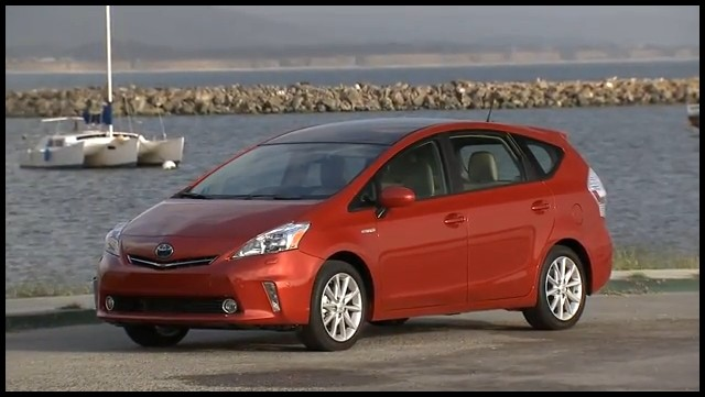 toyota prius verso une nouvelle vid o blog automobile. Black Bedroom Furniture Sets. Home Design Ideas