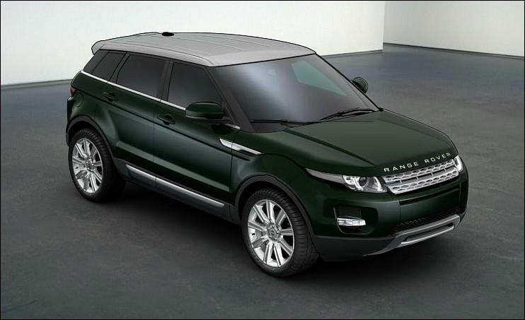 range rover evoque la g n se vid o blog automobile. Black Bedroom Furniture Sets. Home Design Ideas