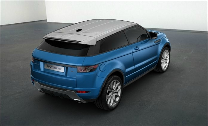 range rover evoque la g n se vid o blog automobile. Black Bedroom Furniture Sets. Home Design Ideas