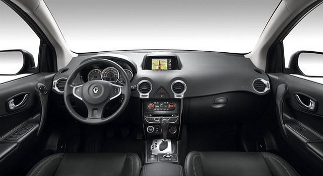 renault koleos 2012 plus d 39 images et plus de d tails officiels blog automobile. Black Bedroom Furniture Sets. Home Design Ideas