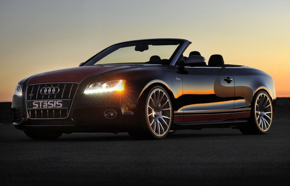 Audi A5 Cabriolet Challenge Edition By Stasis Les 410