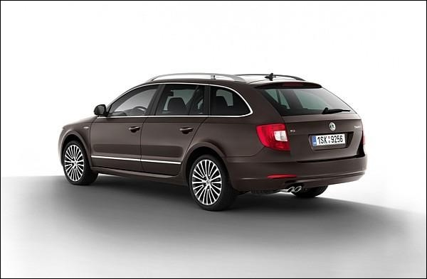skoda superb combi une version laurin klement venir blog automobile. Black Bedroom Furniture Sets. Home Design Ideas