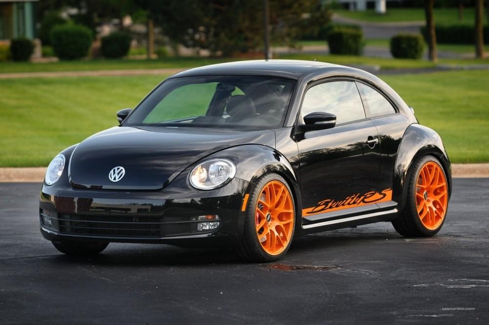 Volkswagen Beetle Rs En Hommage 224 La 911 Gt3 Rs Blog