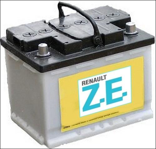 batterie voiture renault