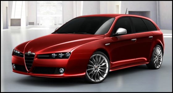 alfa romeo 159 ca sent h las la fin pour la belle. Black Bedroom Furniture Sets. Home Design Ideas
