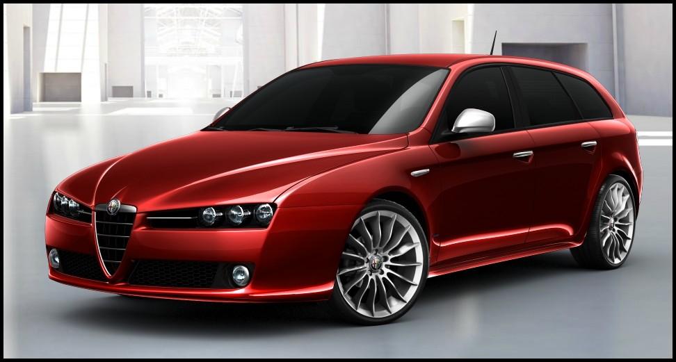 alfa romeo 159 ca sent h las la fin pour la belle milanaise blog automobile. Black Bedroom Furniture Sets. Home Design Ideas