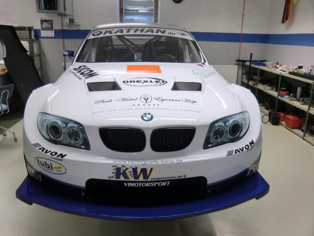 La BMW 134 De Georg Plasa Brutale Vido Blog Automobile