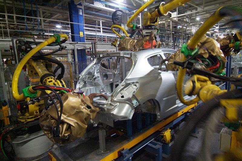 Toyota Of Orange >> Aloha from Onnaing : Une visite à l'usine française de ...