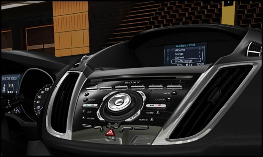 ford vers la disparition rapide du lecteur cd sur les voitures neuves vid o blog automobile. Black Bedroom Furniture Sets. Home Design Ideas