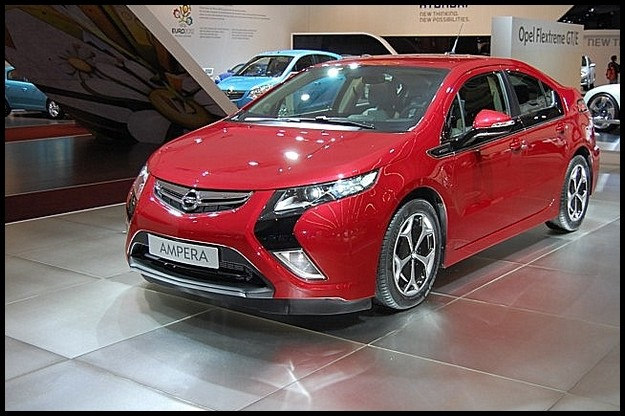 opel ampera on pr pare le terrain on lance la communication et on annonce les prix fran ais. Black Bedroom Furniture Sets. Home Design Ideas