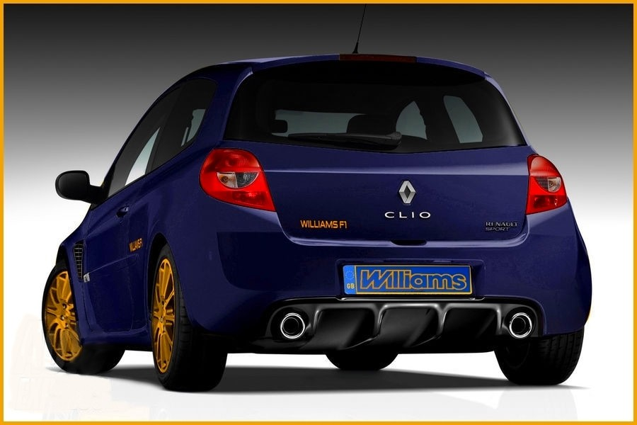 renault clio williams possible retour blog automobile. Black Bedroom Furniture Sets. Home Design Ideas