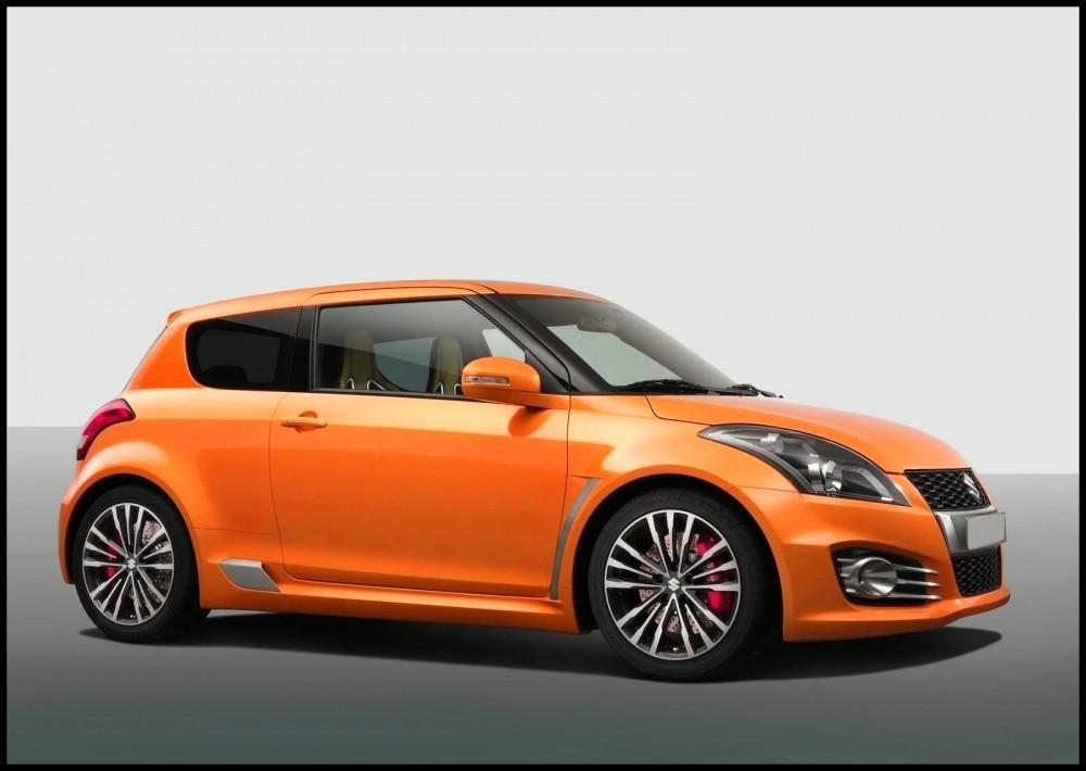 suzuki swift la version sport bient t de retour blog automobile. Black Bedroom Furniture Sets. Home Design Ideas