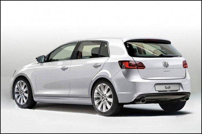 vw golf 7 des confirmations blog automobile. Black Bedroom Furniture Sets. Home Design Ideas