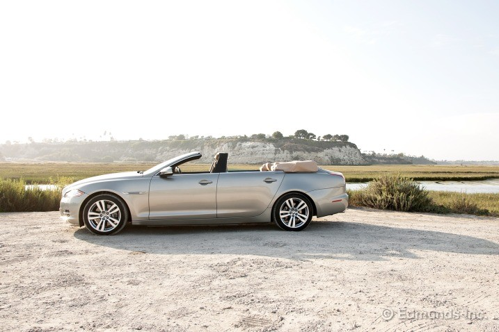 jaguar xj cabriolet by nce un cabriolet de luxe 4 portes pour 5 vid o blog automobile. Black Bedroom Furniture Sets. Home Design Ideas