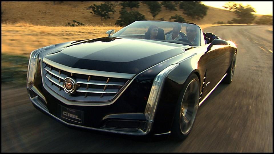 Cadillac Ciel : Grandeur, décadence et grand air ...