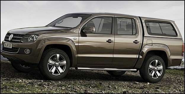 vw amarok avec un hard top blog automobile. Black Bedroom Furniture Sets. Home Design Ideas