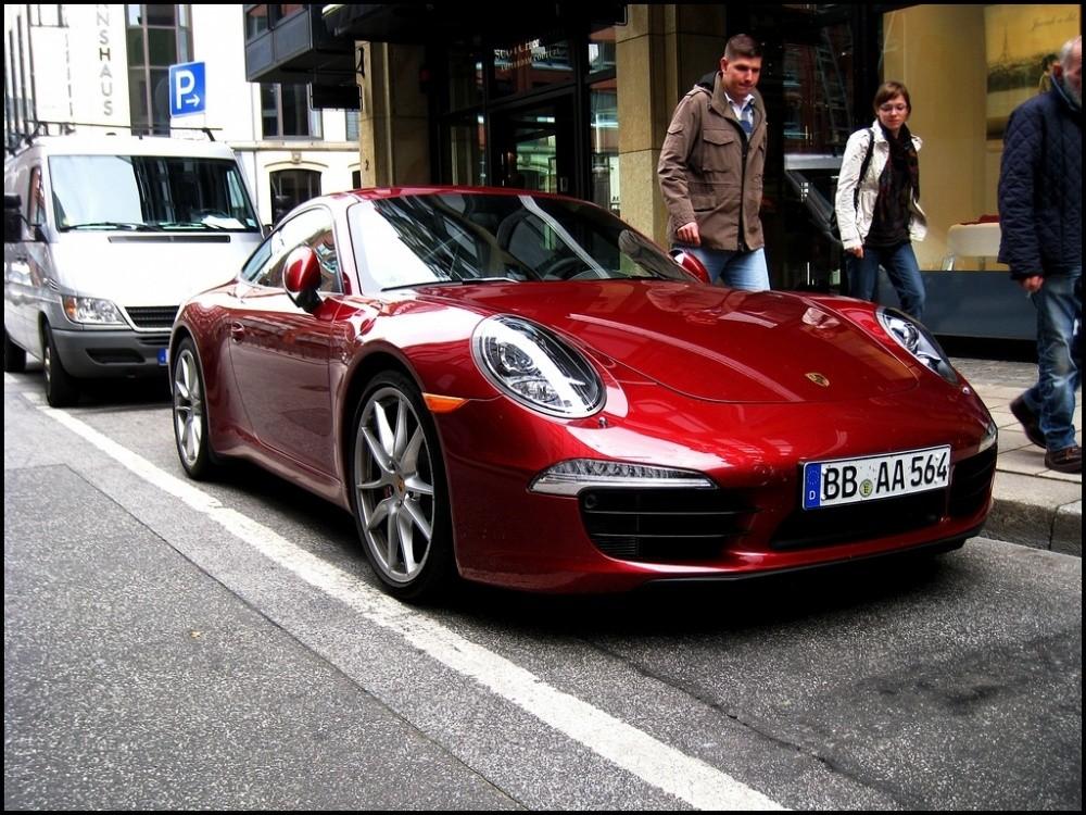 Porsche 911 : The session - Blog Automobile