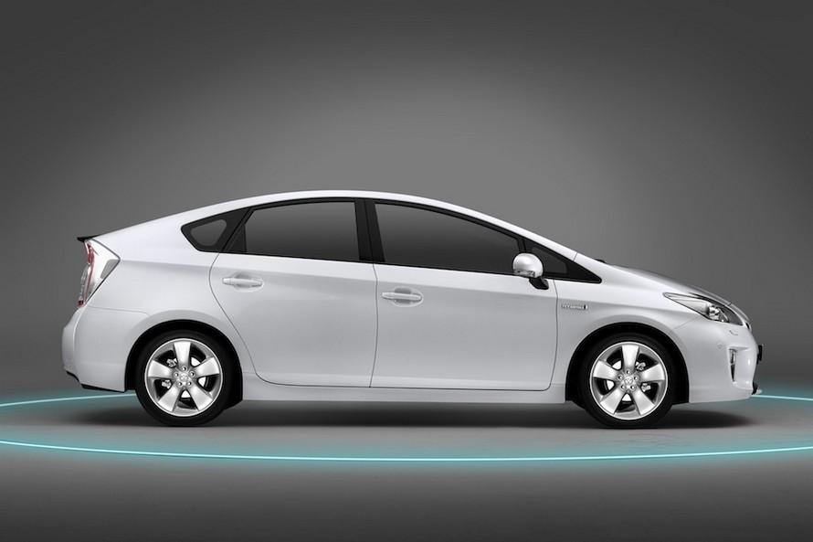 Toyota Prius 2012 Restylage Et Plug In Vid 233 O Blog