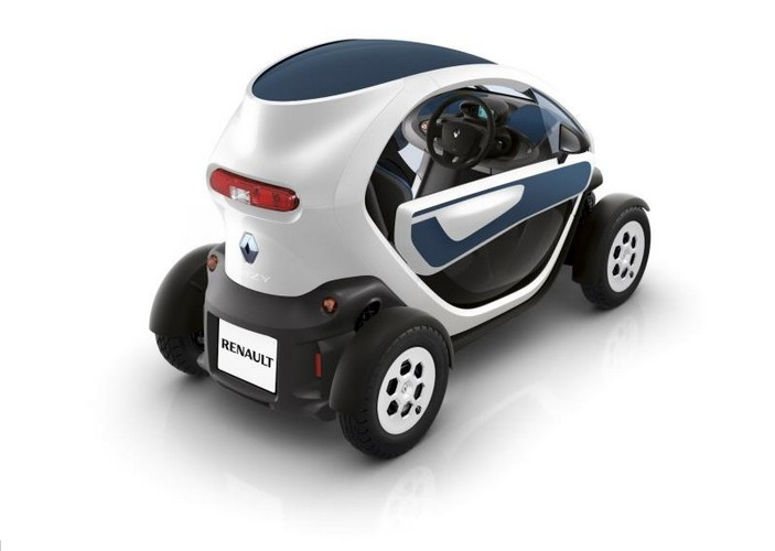 renault twizy d j des volutions blog automobile. Black Bedroom Furniture Sets. Home Design Ideas