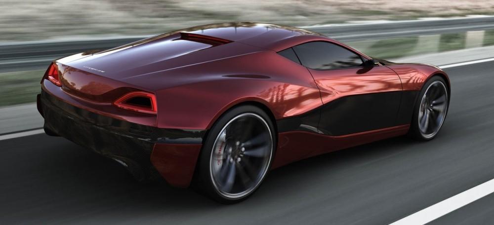 rimac automobili concept one tr s ch re croate lectrique blog automobile. Black Bedroom Furniture Sets. Home Design Ideas