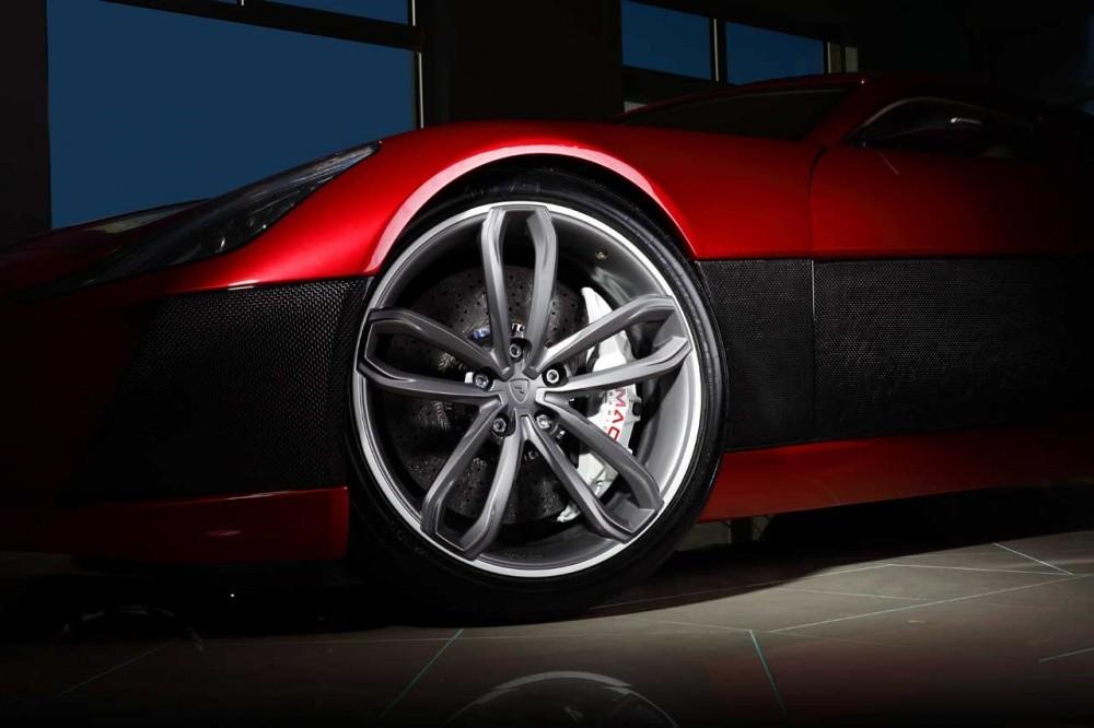 rimac automobili la concept one en montre un peu plus blog automobile. Black Bedroom Furniture Sets. Home Design Ideas