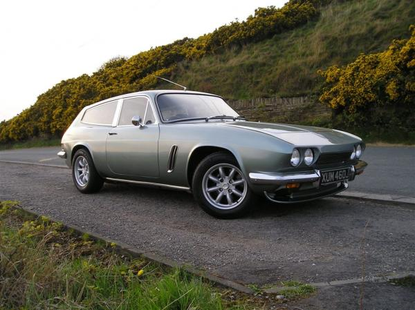 Reliant Scimitar GTE : Classical shooting brake  Blog Automobile
