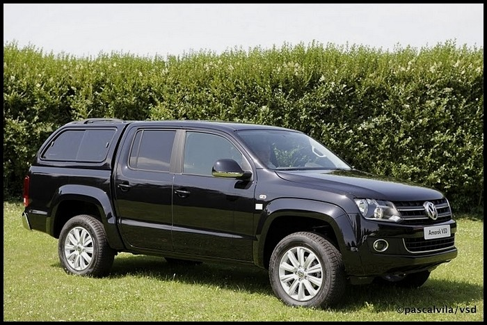volkswagen amarok vsd un pick up pour ceux qui ont des rtt blog automobile. Black Bedroom Furniture Sets. Home Design Ideas