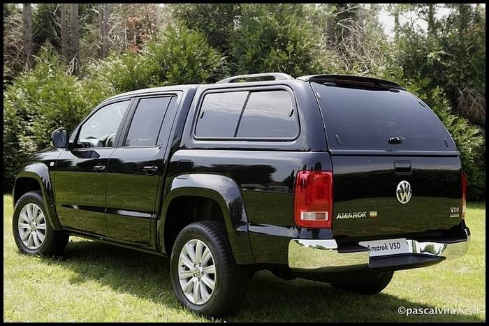 volkswagen amarok vsd un pick up pour ceux qui ont des. Black Bedroom Furniture Sets. Home Design Ideas
