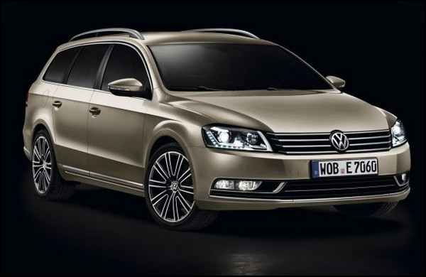 volkswagen passat exclusive plus luxueuse que la carat blog automobile. Black Bedroom Furniture Sets. Home Design Ideas