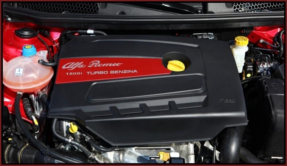 alfa romeo un nouveau moteur 1800 turbo en pr paration. Black Bedroom Furniture Sets. Home Design Ideas
