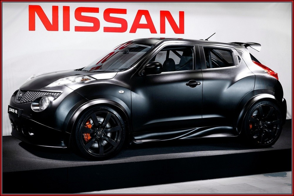 nissan juke r premi re photo blog automobile. Black Bedroom Furniture Sets. Home Design Ideas