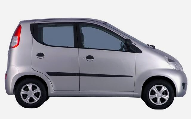 Low Cost Car India