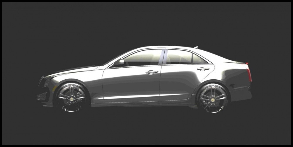 2013 Cadillac Ats 2.0 L Turbo >> Cadillac ATS 2013 : On parle motorisations ! - Blog Automobile