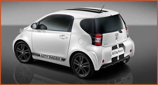 toyota iq city racer plus remarquable qu 39 une cygnet blog automobile. Black Bedroom Furniture Sets. Home Design Ideas