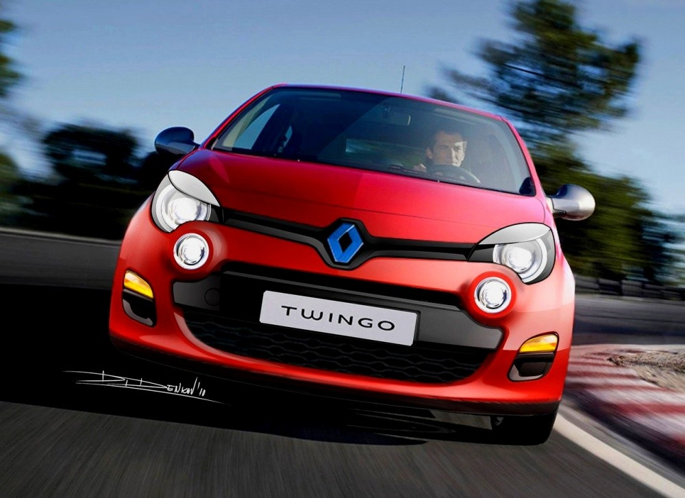 renault twingo 2012 elle arrive galerie tarifs vid o. Black Bedroom Furniture Sets. Home Design Ideas