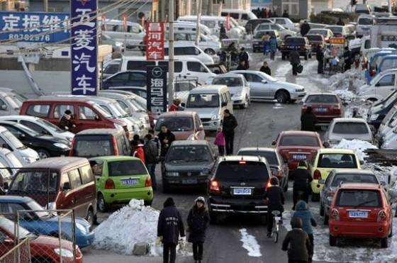 Villes De Plus D Un Million D Habitants En Chine