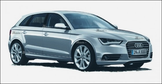 audi a3 2012 la version sportback blog automobile. Black Bedroom Furniture Sets. Home Design Ideas