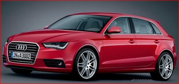 audi a3 2012 la version sportback blog automobile. Black Bedroom Furniture Sets. Home Design Ideas