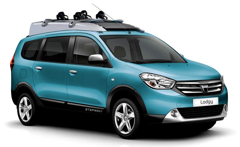 dacia lodgy stepway why not ou what else blog automobile. Black Bedroom Furniture Sets. Home Design Ideas