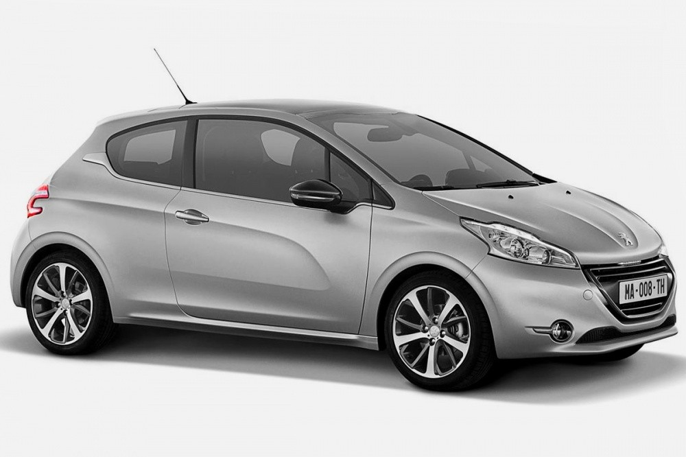peugeot 208 tarifs specifications dimensions. Black Bedroom Furniture Sets. Home Design Ideas