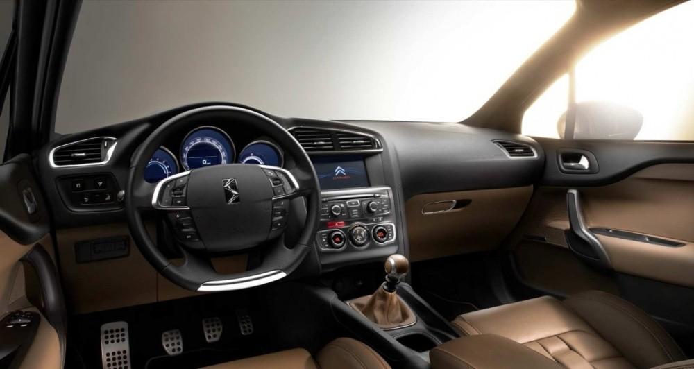 Citro n ds4 just mat just 500 exemplaires blog automobile for Ds4 citroen interieur