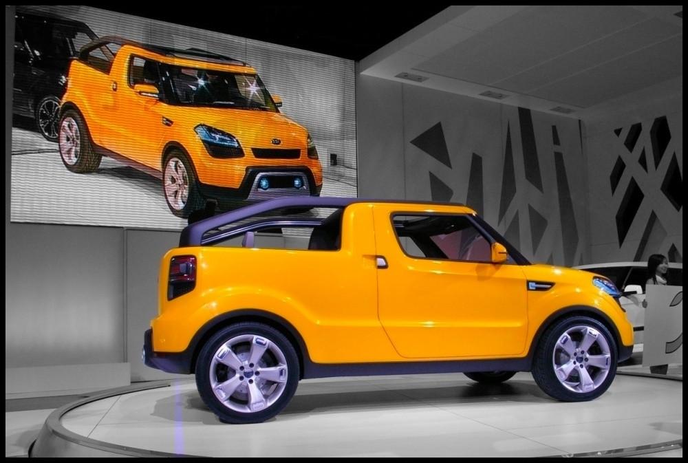 Kia soul 39 ster concept il pourrait passer en production for Salon vehicule de loisir