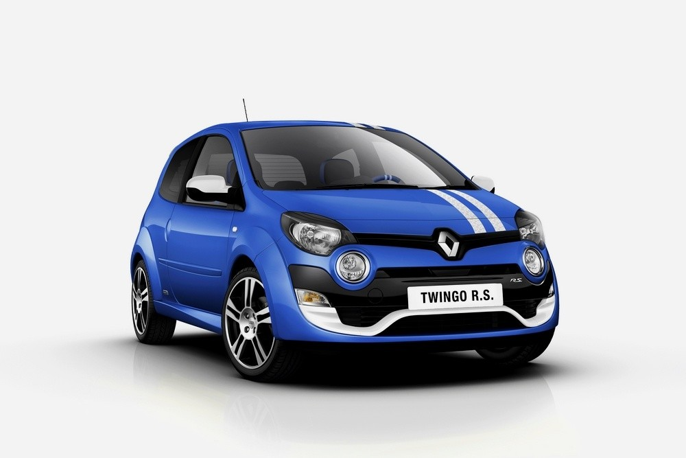 renault twingo rs 2012 elle est de retour blog automobile. Black Bedroom Furniture Sets. Home Design Ideas
