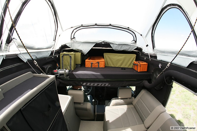 Jeep Jk For Sale >> EarthRoamer XV-JP : La version camping car de la Jeep ...